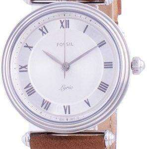 Fossil Lyric ES4706 Reloj de cuarzo para mujer