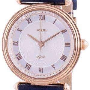 Fossil Lyric ES4708 Reloj de cuarzo para mujer