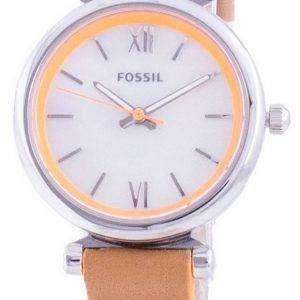 Reloj de cuarzo para mujer Fossil Carlie Mini ES4835