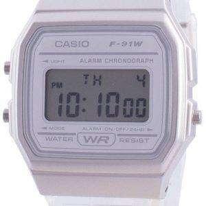 Reloj de cuarzo para mujer Casio Youth F-91WS-7
