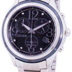 Reloj Citizen Eco-Drive FB1376-54E Cronógrafo para mujer