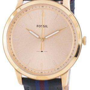 Reloj de cuarzo para hombre Fossil The Minimalist FS5598