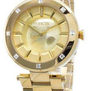 Invicta Angel 23728 Diamond Accents Reloj de cuarzo para mujer