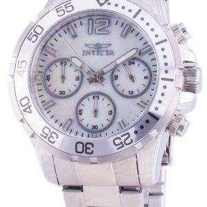 Invicta Pro Diver 29455 Reloj cronógrafo de cuarzo para mujer