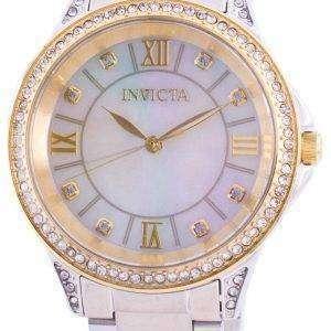 Invicta Angel 30931 Reloj de mujer con detalles de diamantes de cuarzo