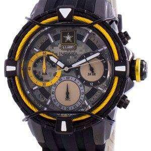 Invicta US Army 31850 Reloj cronógrafo de cuarzo para mujer