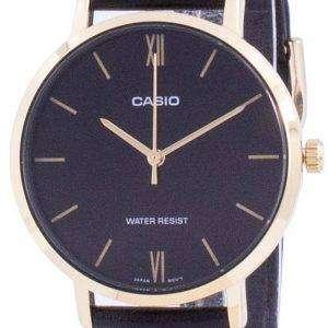 Reloj de cuarzo para mujer Casio Enticer LTP-VT01GL-1B
