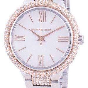 Michael Kors Taryn MK4461 Reloj de mujer con detalles de diamantes de cuarzo