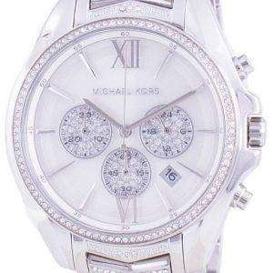 Michael Kors Whitney MK6728 Reloj de mujer con detalles de diamantes de cuarzo
