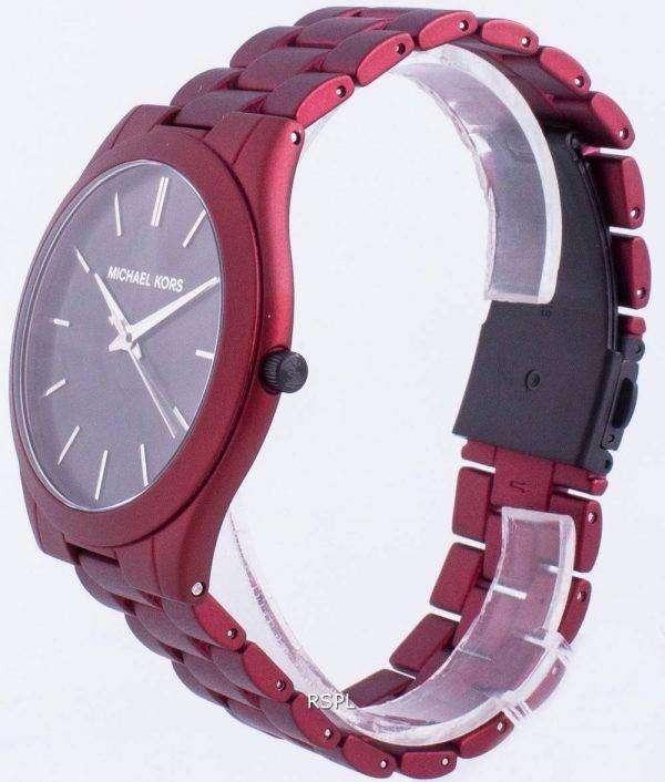 Reloj de cuarzo Michael Kors Slim Runway MK8712 para hombre