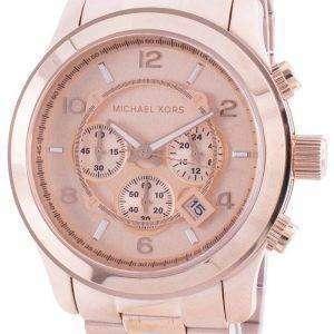 Michael Kors Runway MK8735 Reloj cronógrafo de cuarzo para hombre