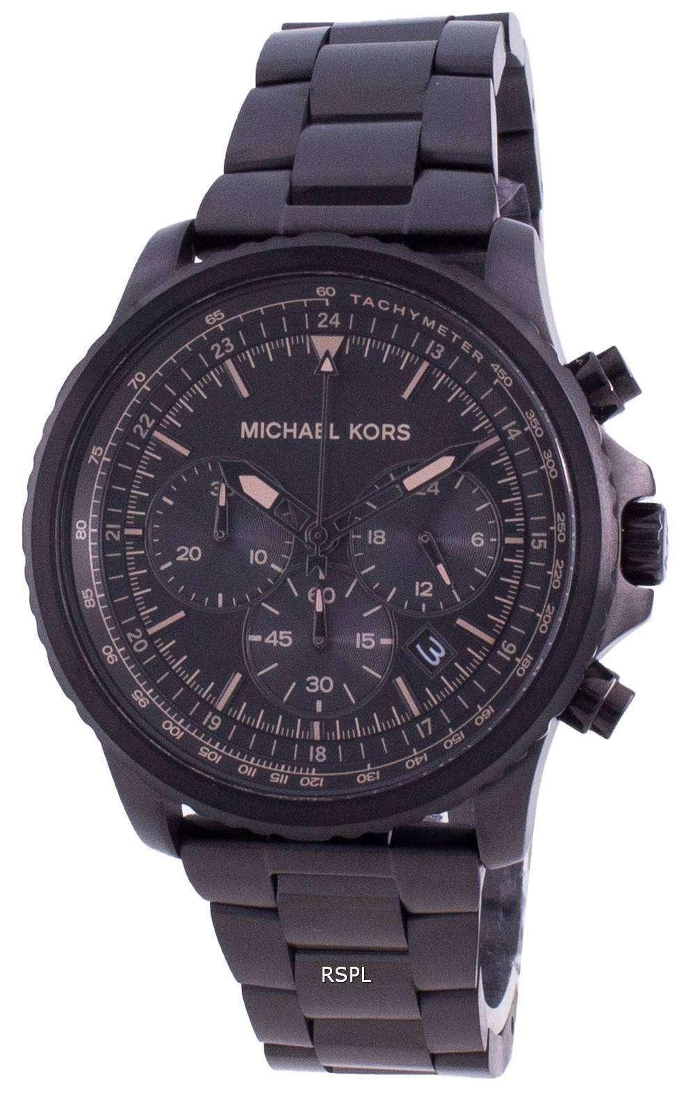 Michael Kors Theroux MK8755 Reloj de cuarzo taquímetro para hombre