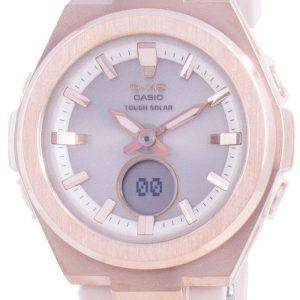 Reloj para mujer Casio Baby-G G-MS MSG-S200G-4A resistente a los golpes solares
