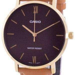 Reloj de cuarzo para hombre Casio MTP-VT01GL-5B
