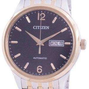 Reloj Citizen NH7504-52E automático hecho en Japón para hombre