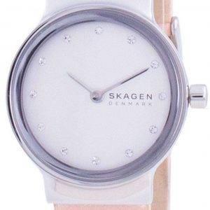 Skagen Freja SKW2770 Reloj de mujer con detalles de diamantes de cuarzo
