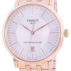 Tissot T-Classic Carson Premium T122.407.33.031.00 T1224073303100 Reloj automático para hombre