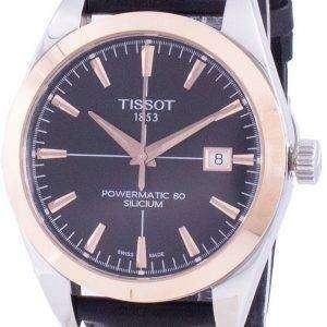 Tissot T-Gold Powermatic 80 Silicium T927.407.46.051.00 T9274074605100 Reloj automático para hombre