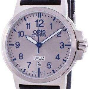 Oris BC3 01735 7641 4161-07 4 22 05 01-735-7641-4161-07-4-22-05 Reloj automático para hombre