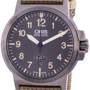 Oris BC3 01735 7641 4263-07 5 22 22G 01-735-7641-4263-07-5-22-22G Reloj automático para hombre