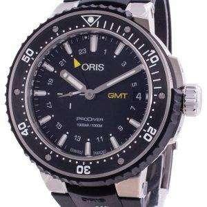 Oris Pro Diver 01748 7748 7154-07 4 26 74TEB 01-748-7748-7154-07-4-26-74TEB Reloj automático para hombre 1000M