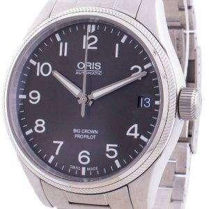 Oris Big Crown Pro Pilot 01 751 7697 4063-07 8 20 19 01-751-7697-4063-07-8-20-19 Reloj automático para hombre