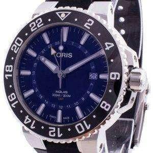 Oris Aquis Fecha 01798 7754 4135-07 4 24 64EB 01-798-7754-4135-07-4-24-64EB Reloj automático para hombres 300M