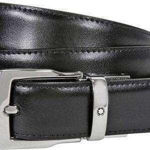 Montblanc 109738 Classic Line Reversible Black / Brown Cinturón de cuero para hombre