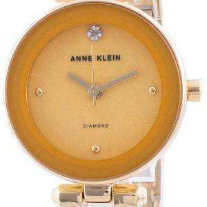 Reloj para mujer Anne Klein 1980MGGB Quartz Diamond Accents