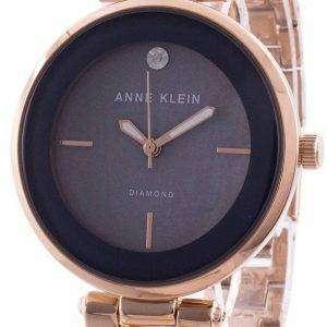 Reloj Anne Klein 2512GYRG Quartz Diamond Accents para mujer