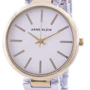 Reloj de cuarzo para mujer Anne Klein 2787SVTT