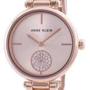 Reloj de cuarzo para mujer Anne Klein Swarovski Crystal Accented 3000RGRG