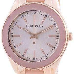 Reloj Anne Klein Trend 3214LPRG Quartz 100M para mujer