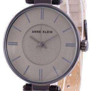 Reloj de cuarzo Anne Klein 3445GYCR para mujer