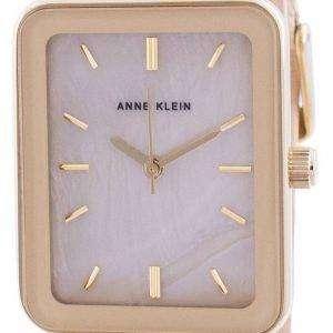 Reloj de cuarzo Anne Klein 3518GPTN para mujer
