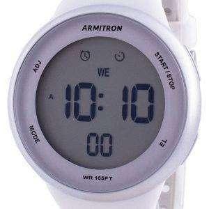 Reloj unisex de cuarzo Armitron Sport 408423SWT