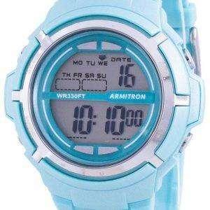 Reloj Armitron Sport 457045TLGD Quartz Dual Time para mujer