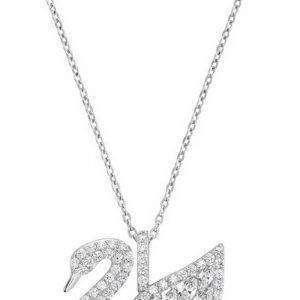 Collar Swarovski 5169080 Swan Lake Crystal Colgante Mujer