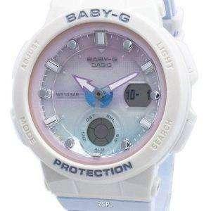 Casio Baby-G BGA-250-7A3 BGA250-7A3 Reloj de cuarzo de hora mundial para mujer