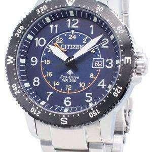 Reloj Citizen Eco-Drive Promaster BJ7094-59L 200M para hombre