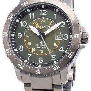 Reloj Citizen Eco-Drive Promaster BJ7095-56X 200M para hombre