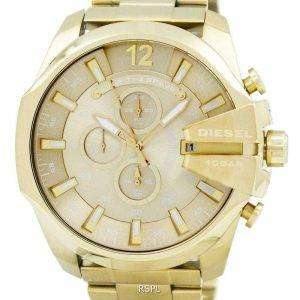 Reloj para hombre Diesel Quartz Chief Chronograph Gold Tone DZ4360 de Diesel