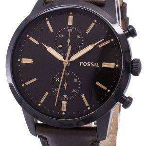 Reloj Fossil Townsman cronógrafo de cuarzo FS5437 para hombre
