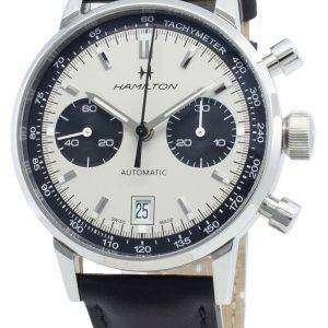 Hamilton Intra-Matic H38416711 Reloj automático para taquímetro para hombre