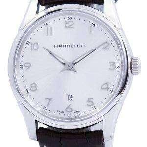 Hamilton Jazzmaster Thinline cuarzo H38511553 reloj para hombre