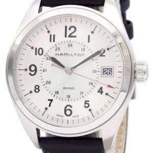 Reloj de hombre Hamilton Khaki Field Quartz Swiss Made H68551753