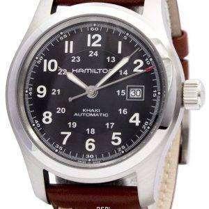 Hamilton Khaki Field Automatic H70555533 reloj para hombre