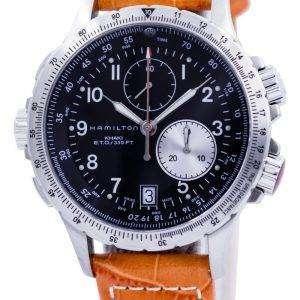 Hamilton Khaki ETO cronógrafo H77612933 reloj para hombre