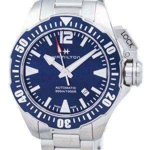 Hamilton Khaki Navy Frogman Automatic H77705145 Reloj para hombre