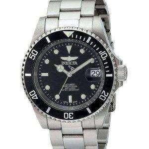 Reloj para hombre Invicta Automatic Pro Diver 200M con esfera negra 8926OB